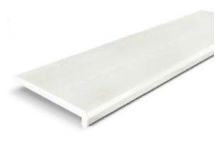 Подоконник Lalbero Bianco белый матовый