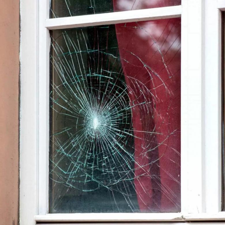 замена стекла в окне